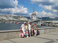 День Военно-морского флота-Новороссийск