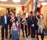На выставке Красноярского общество любителей военной истории