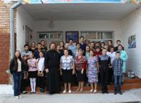 Встречи со старшеклассниками Боготольского района