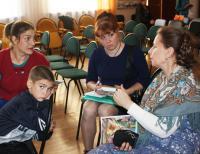 Консультации семей в Боготольском районе