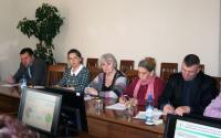 Заседание Общественного совета при Министерстве социальной политики .